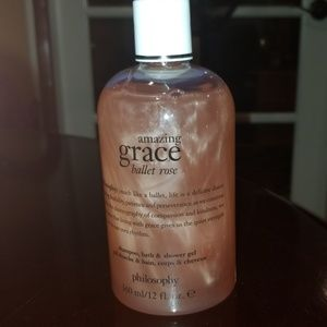 Philosophy Amazing Grace Ballet Rose 12 oz new